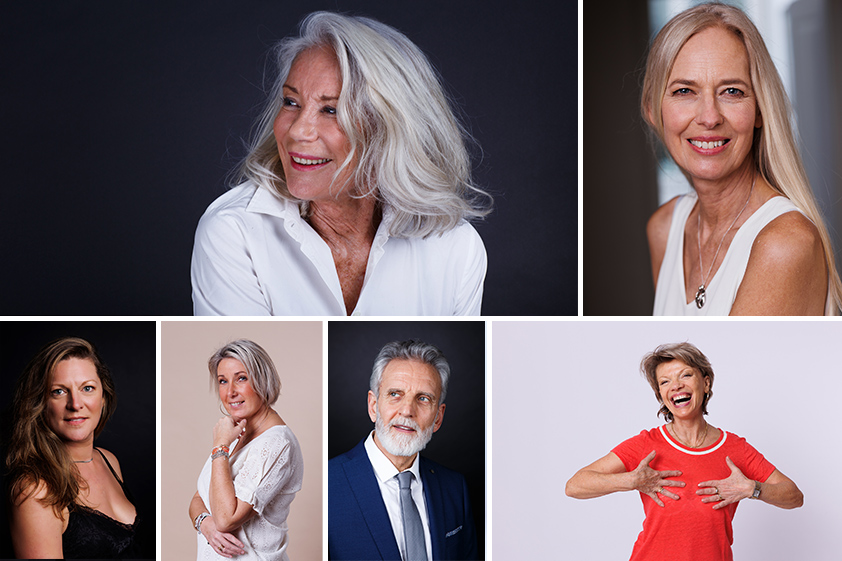 agence mannequin femme 50 ans