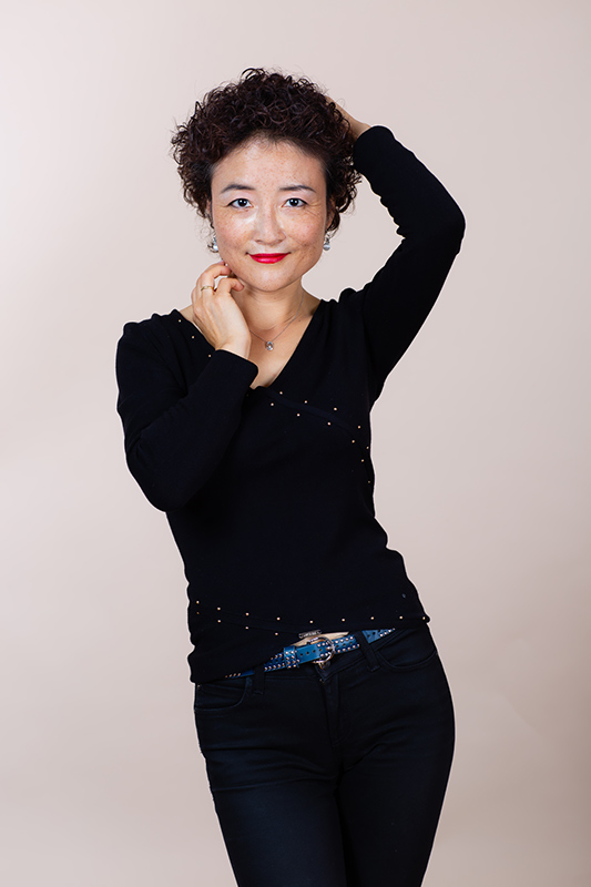 Photo mannequin senior : Yuwen R
