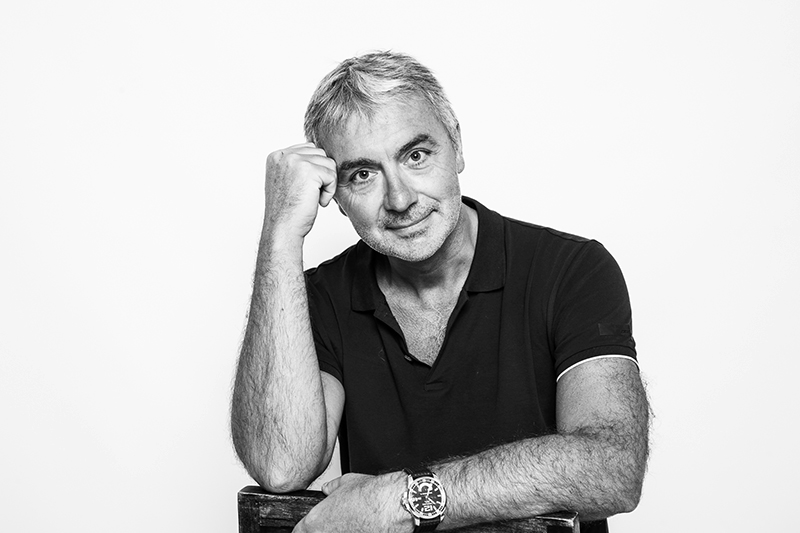 Photo de mannequin senior homme : Didier P