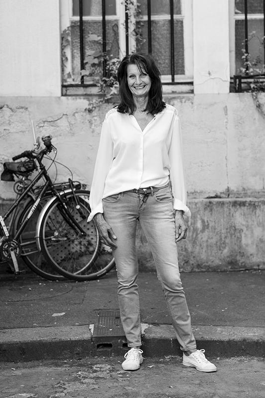 Photo mannequin senior : Evelyne V