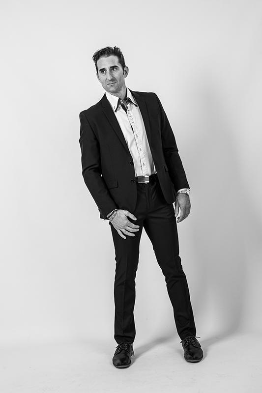Photo de mannequin senior homme : Frédéric B