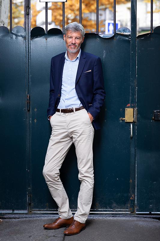 Photo de mannequin senior homme : Jean-Yves P