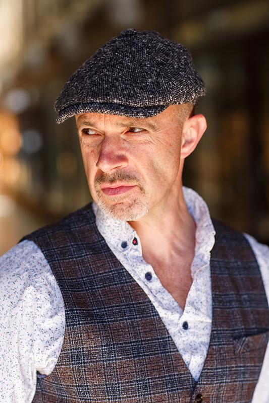 Photo de mannequin senior homme : Eric G