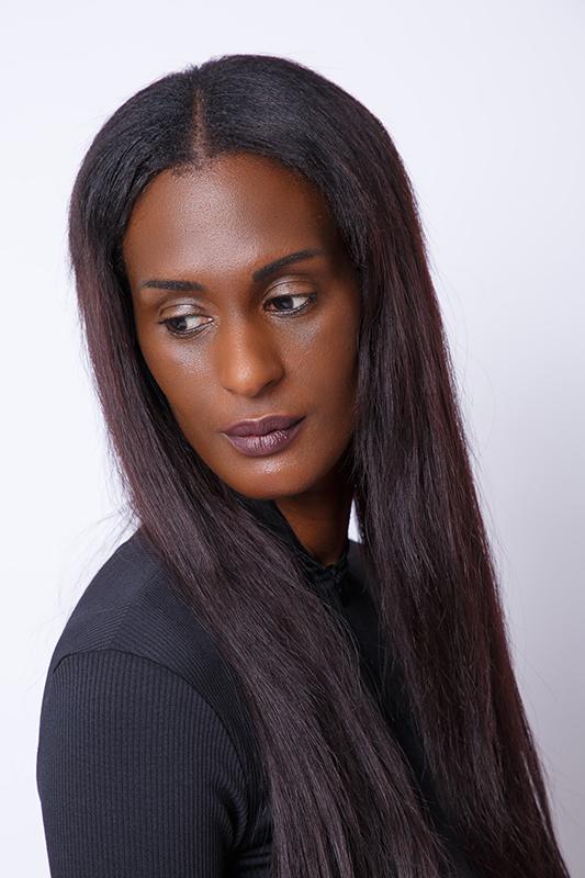 Photo mannequin senior : Ramata T