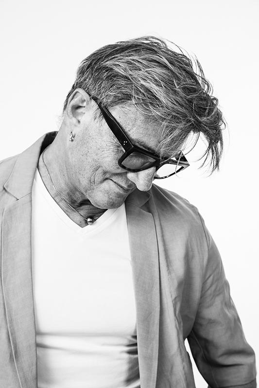Photo de mannequin senior homme : Richard C