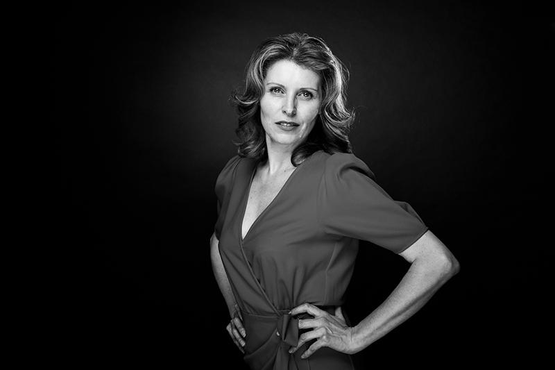 Photo mannequin senior : Virginie M