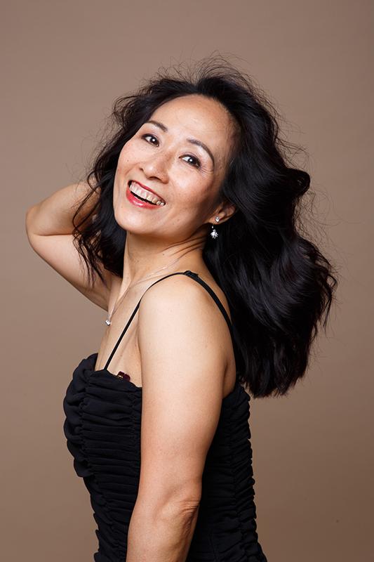 Photo mannequin senior : Ying